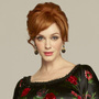 Joan Harris (Christina Hendricks) is one of the women of Mad Men, which returns Sunday night on AMC.