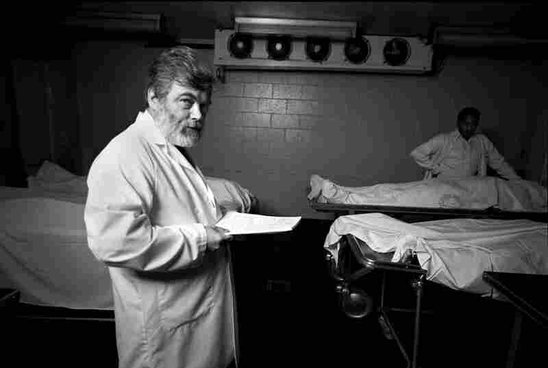 County morgue, Atlanta, Ga., 1978