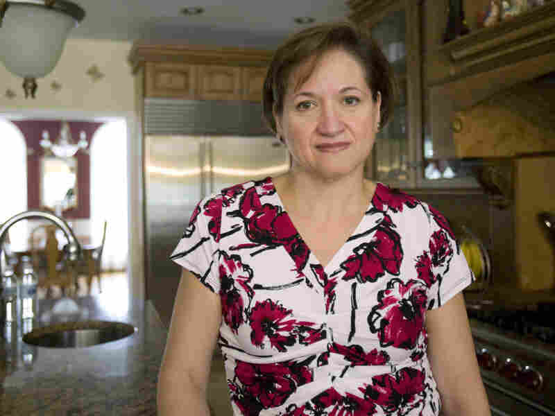 Cristina Iaboni, a diabetic, underwent gastric bypass surgery at New York-Presbyterian/Weill Cornell in the fall of 2009 as part of a study. After losing 50 pounds, her blood sugar was nearly normal. She is pictured here in June 2010.