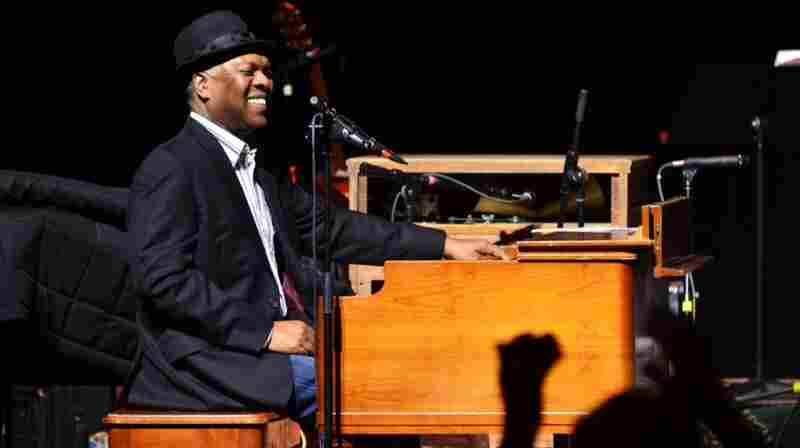 Booker T. Jones On Mountain Stage