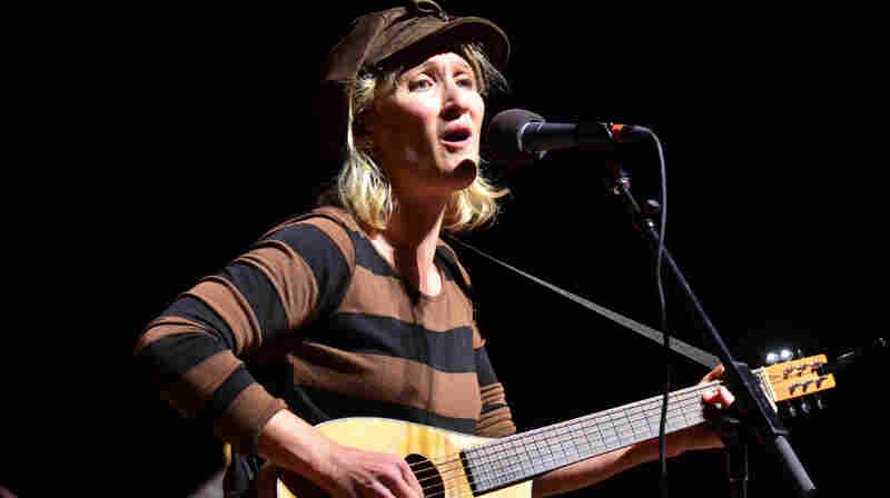 Jill Sobule On Mountain Stage