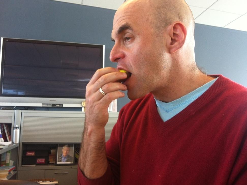 Sandwich Monday: Deviled Cadbury Creme Eggs : Wait Wait ... Don't Tell ...