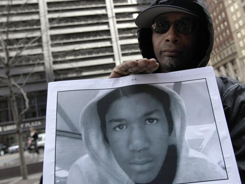night trayvon martin died - 900×600