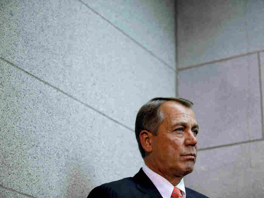 For Speaker John Boehner, politics still stops at the water's edge. He refused to criticize President Obama's open-mic comment on missile defense, at least while the president was out of the country.