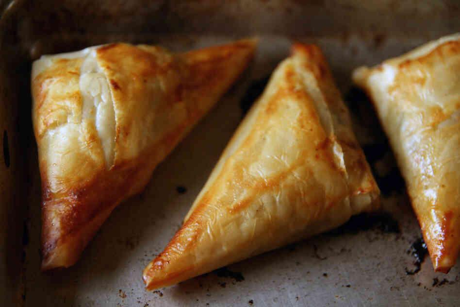 ... Window: Take Time To Savor The Borek, A Flaky Turkish Snack : NPR