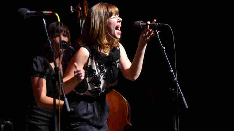 Lake Street Dive On Mountain Stage