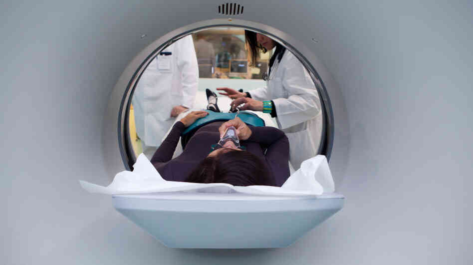 Would you shop around for a CT scan if you could pocket some of the savings?