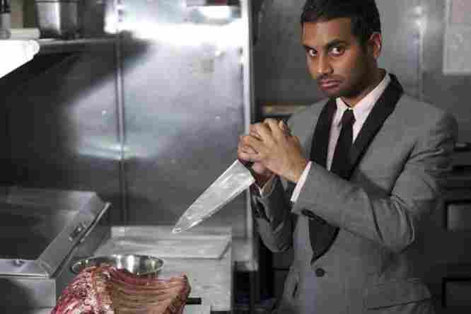 Aziz Ansari dissects a variety of topics in his latest comedy special, Dangerously Delicious.