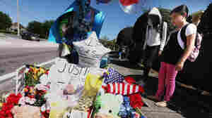 Reports: Police Pursued Manslaughter Charge In Trayvon Martin's Death