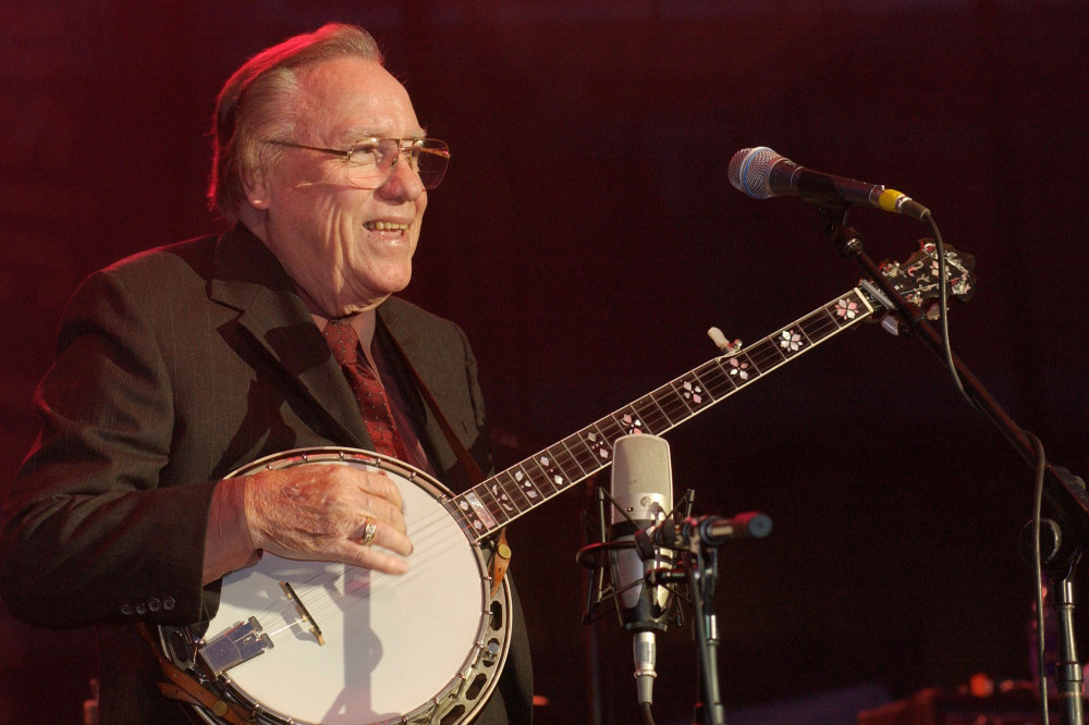 Earl Scruggs A Lifetime With The Banjo The Record NPR
