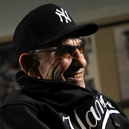 promo art - Yogi Berra