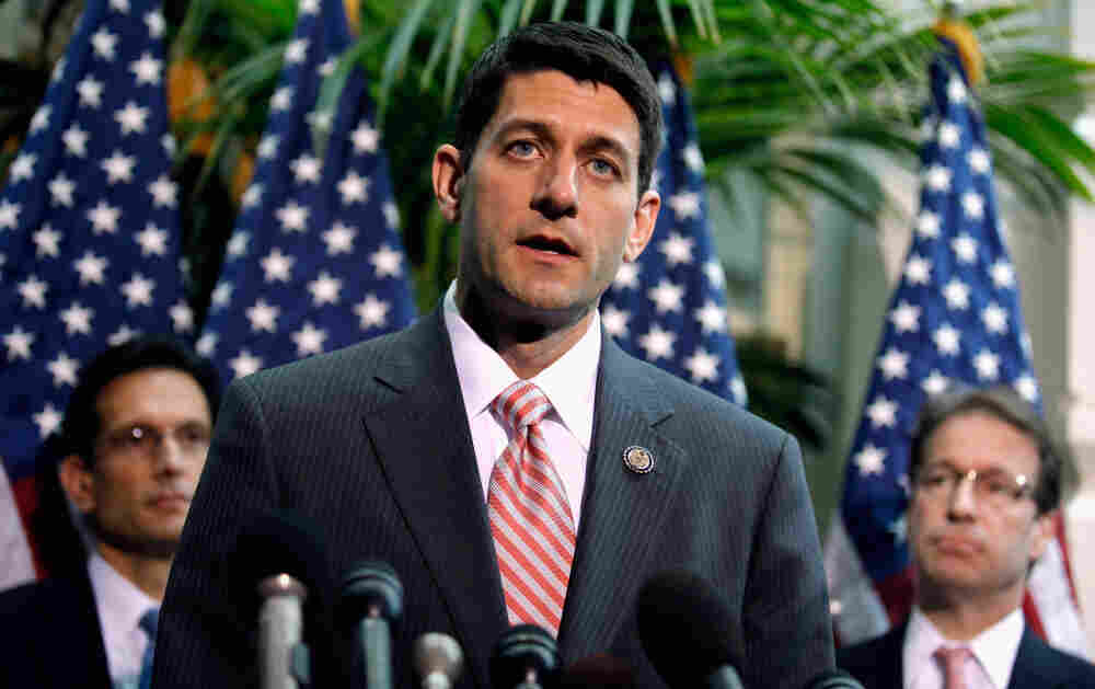 """House Budget Committee Chairman Paul Ryan (R-WI) says his budget offers """"real solutions."""""""