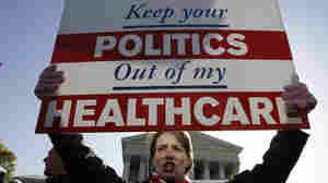 How Collapse Of Health-Care Law Could Help Democrats