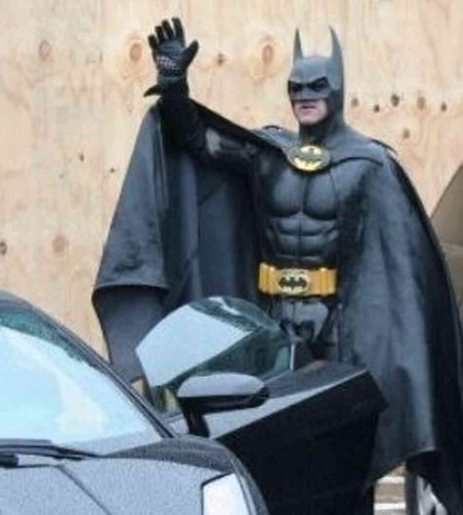 maryland s batman looks like a real hero the two way npr