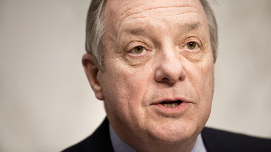 """I think most Americans would be shocked..."" - Sen. Dick Durbin. (Getty Images)"