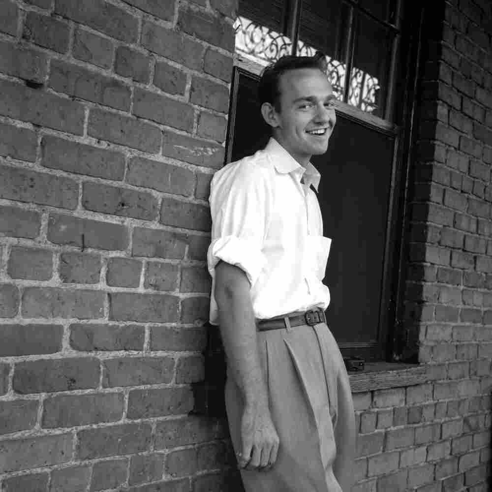 Jack Robinson, New Orleans, early 1950s