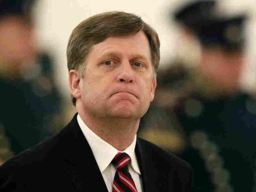 U.S. Ambassador to Russia Michael McFaul.