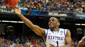 In Saturday's Final Four, Expect A Kentucky Showdown And Lots Of Emotion