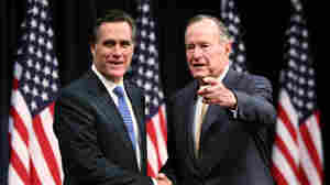 Today On The Campaign Trail: George H.W. Bush To Endorse Romney