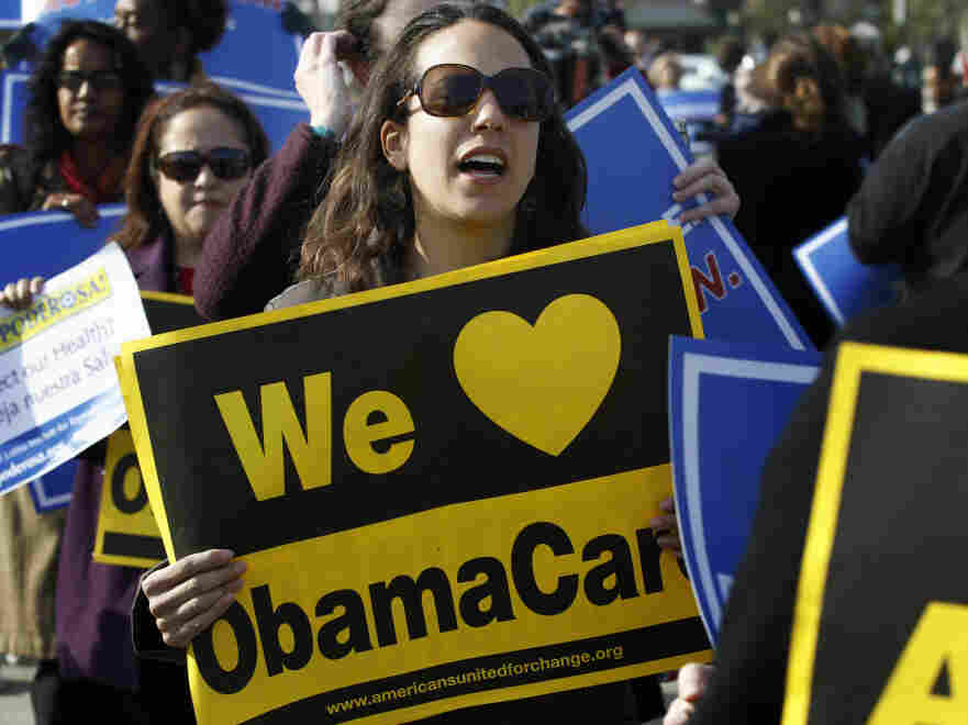 """Supporters of the health care law have recently embraced the term """"Obamacare,"""" a word they once recoiled from."""