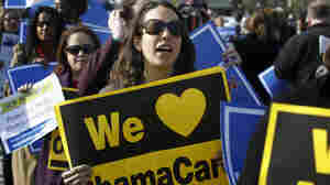 'Obamacare' Sounds Different When Supporters Say It