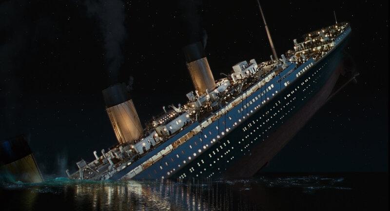 Risultati immagini per titanic cameron