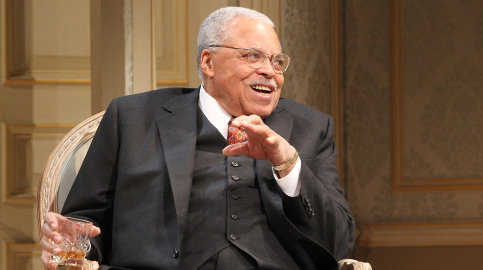 "James Earl Jones plays former president Arthur ""Artie"" Hockstader.  (   )"