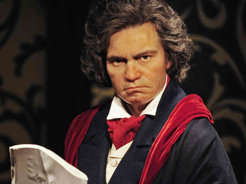Did Beethoven write a 10th symphony that was lost to history?