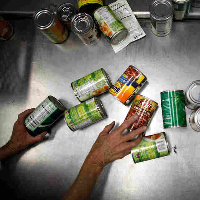 Feds Reject Petition To Ban BPA In Food
