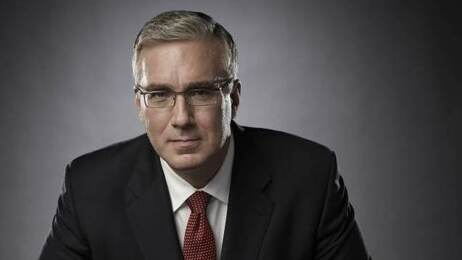 Keith Olbermann hosted a commentary show on Current TV.