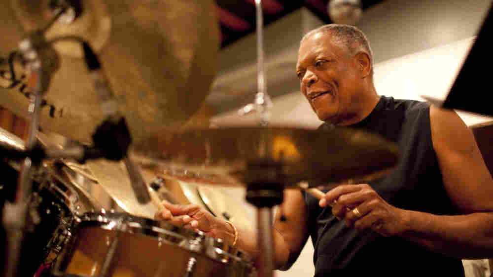 Master drummer Billy Hart, 71, released a new album this week.