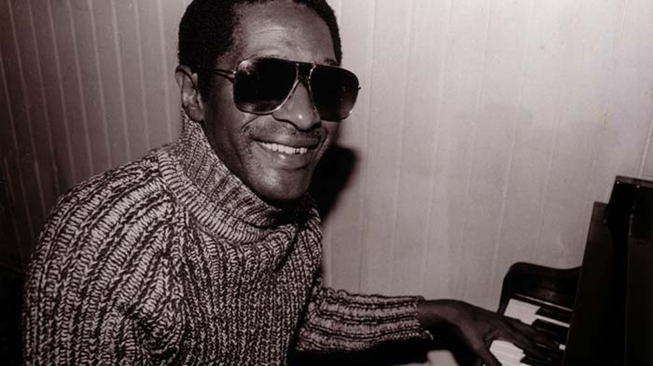 Piano player James Booker is considered a New Orleans legend.   (Bunny Matthews)