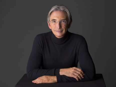 Conductor and composer Michael Tilson Thomas.