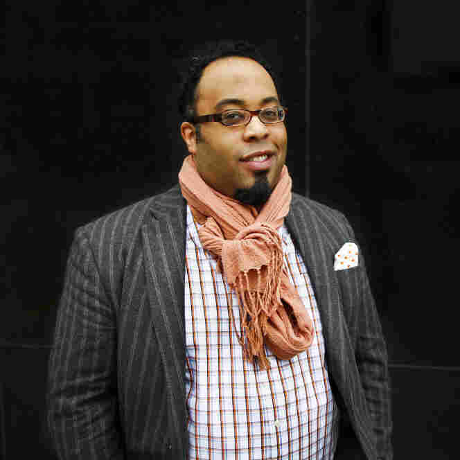 NewsPoet: Kevin Young Writes The Day In Verse