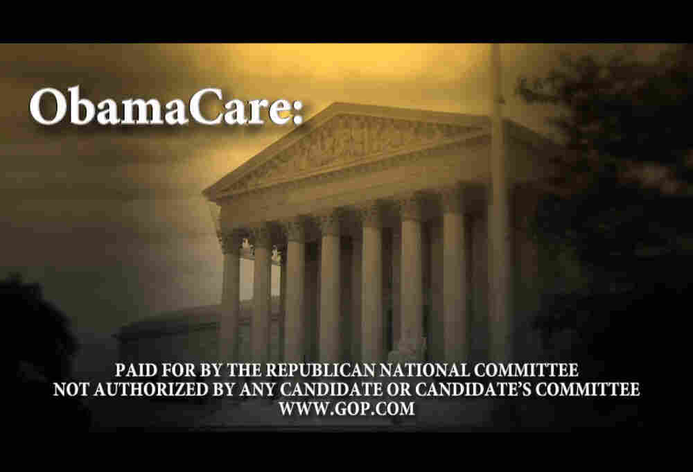 screenshot of RNC web ad