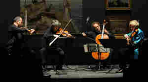 Takacs Quartet: A Slice Of Schubert And A Bartok Palindrome