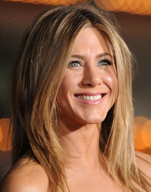 Actress Jennifer Aniston at the premiere of 'Wanderlust' on Feb, 16, 2012 in Westwood, Calif.