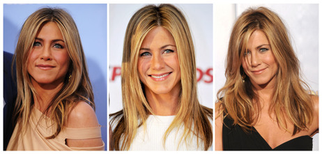 From left, Actress Jennifer Aniston attends the premiere of  The Bounty Hunter  March 16, 2010. Jennifer Aniston attends  Exposados  March 30, 2010 in Madrid, Spain. Jennifer Aniston at the 67th Annual Golden Globe Awards on January 17, 2010 in Beverly Hills, California.