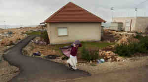 Israel's Supreme Court has ruled the West Bank Jewish settlement outpost of Migron must be destroyed by August 2012.