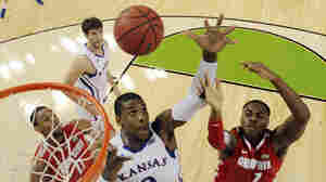 Kentucky To Face Kansas In NCAA Title Game