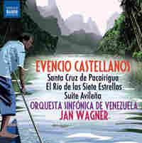 Evencio Castellanos.