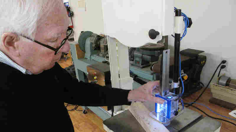 Fixing The Cutting Edge: Innovation Meets Table Saw