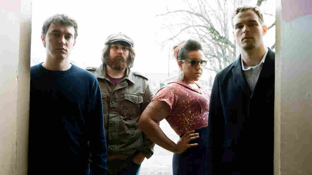 Alabama Shakes' first full-length album, Boys and Girls, comes out April 10.