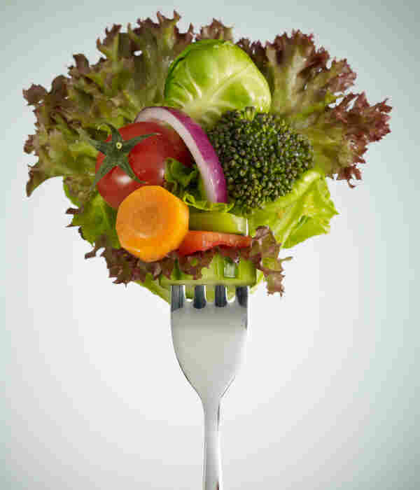 Just because we're eating our vitamins doesn't mean our diets are as healthful as they should be.