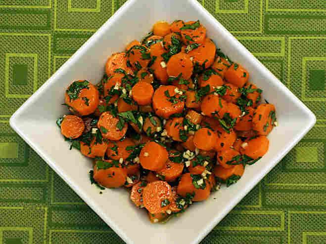 Carrots Escabeche