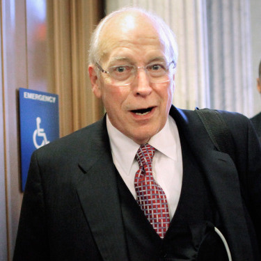 Former Vice President Dick Cheney in the U.S. Capitol on Nov. 29, 2011.