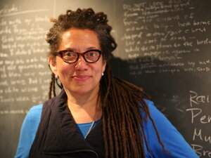 Nikky Finney is an award-winning poet and the Provost's Distinguished Service Professor of English at the University of Kentucky.