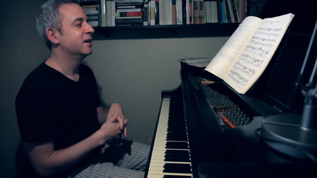 Jeremy Denk discusses the Aria from Bach's Goldberg Variations. (NPR)