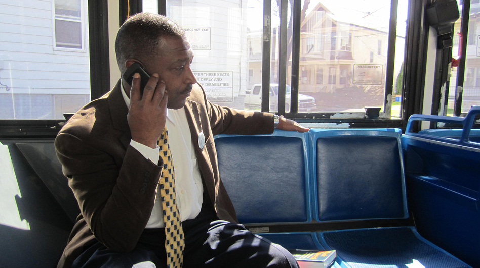 Willie White pushed for the creation of a new bus route for his previously underserved neighborhood in Albany, N.Y.