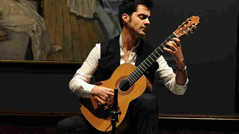 Milos Karadaglic And The Power Of A Dusty Old Guitar